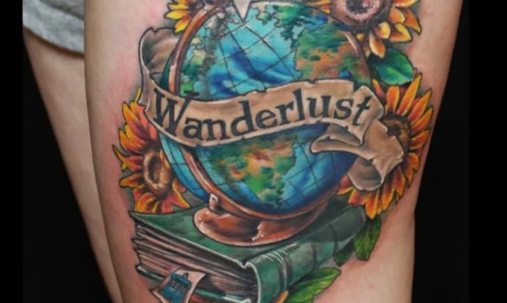 12 Worldly Globe Tattoo Ideas Tattoo Com