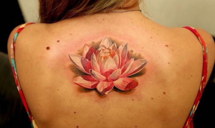10 Beautiful Water Lily Tattoos Tattoocom