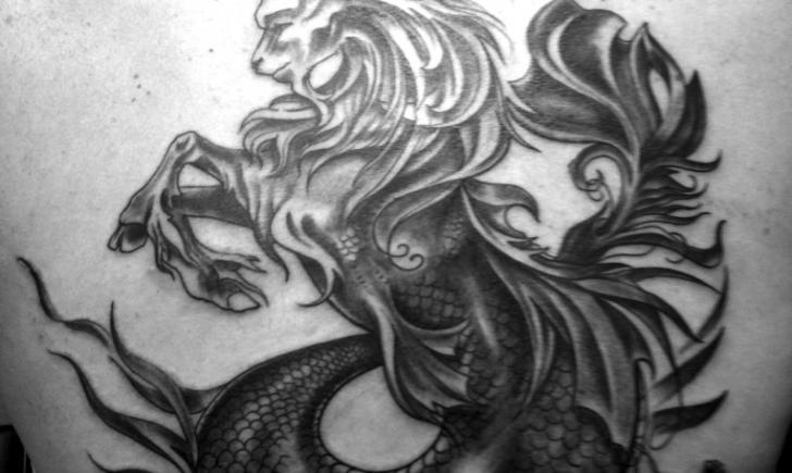 d3c291e8b 10 Capricorn Tattoos - Tattoo.com