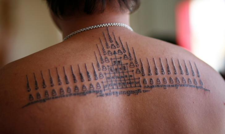 Sak Yant Tattoos: Modern Fad or Mystical Protection? - Tattoo.com