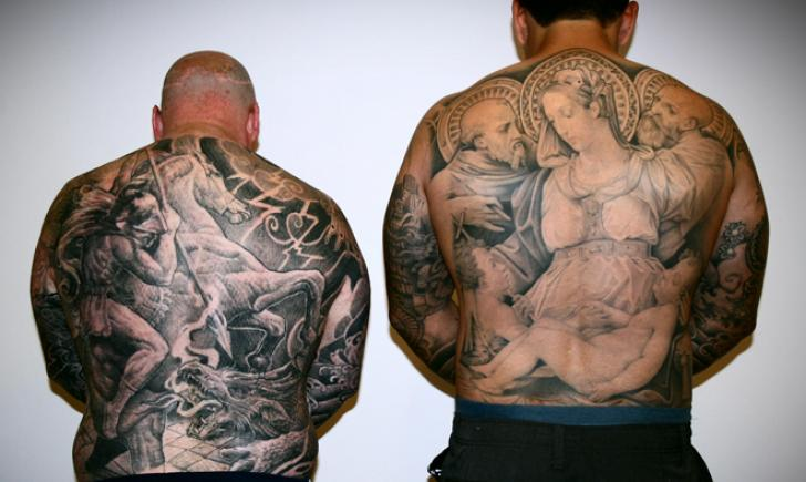 Jon Richards: From the Ashes - Tattoo.com