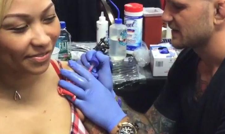 Should you tip a tattoo artist