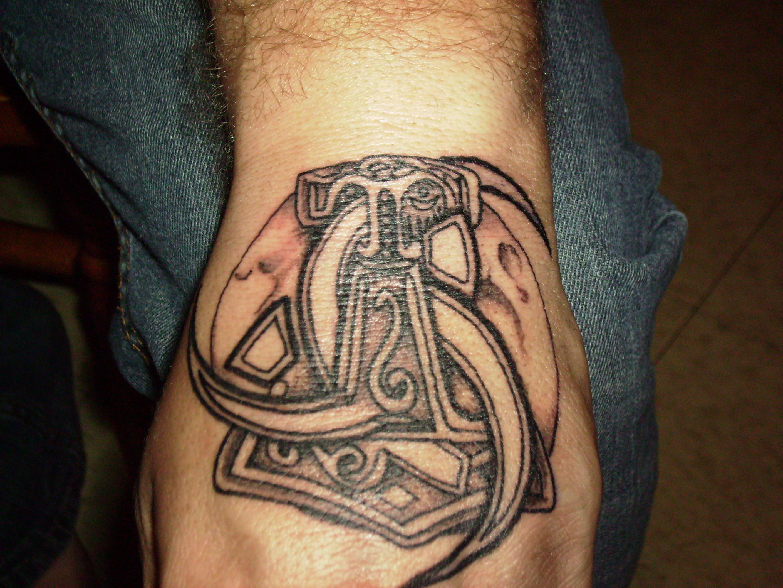 Populair Thor's Hammer - Tattoo.com #WA61