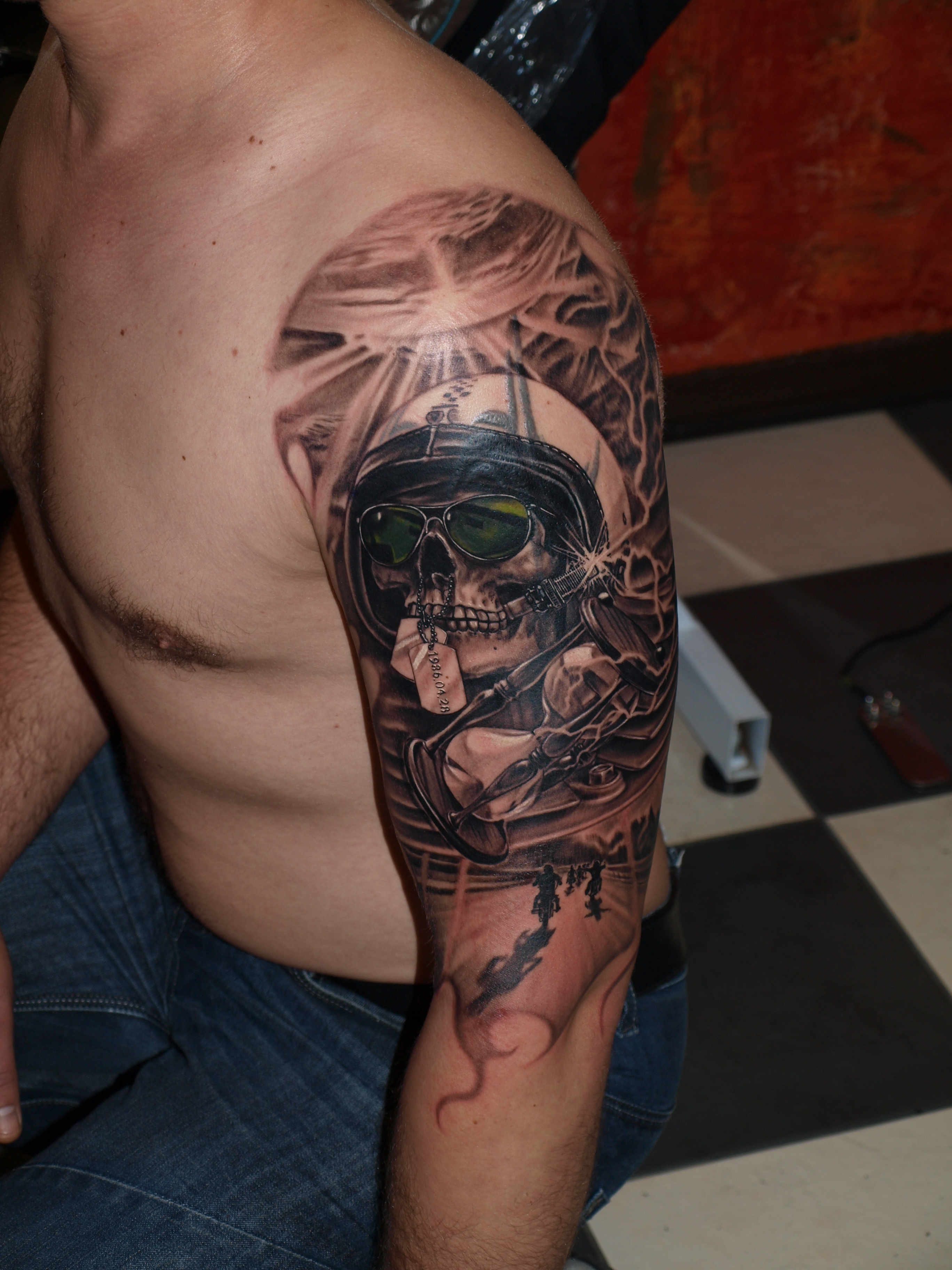 Road Of Life Tattoo Com