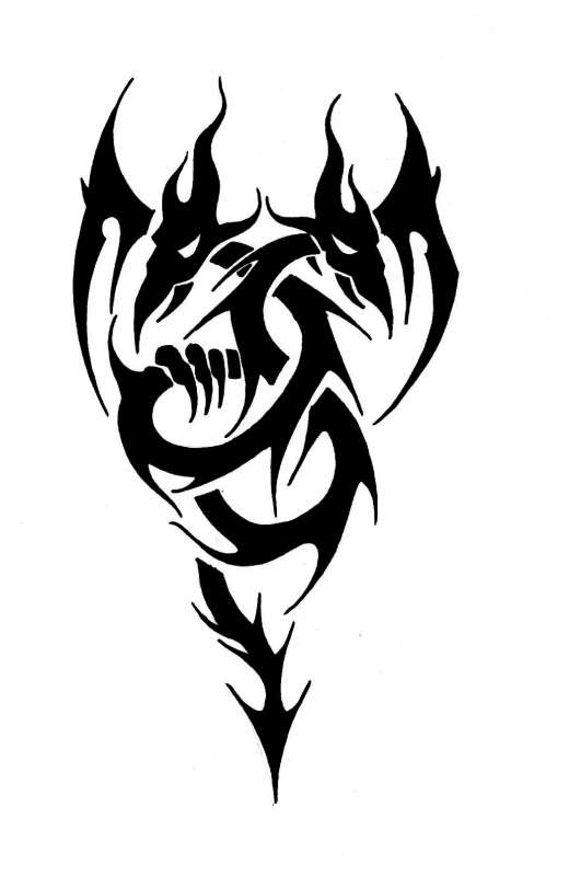 Dragon tattoo design - Tattoo.com