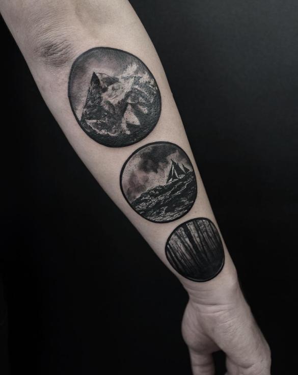 Created By Eszter At Sang Bleu Tattoo Tattoocom
