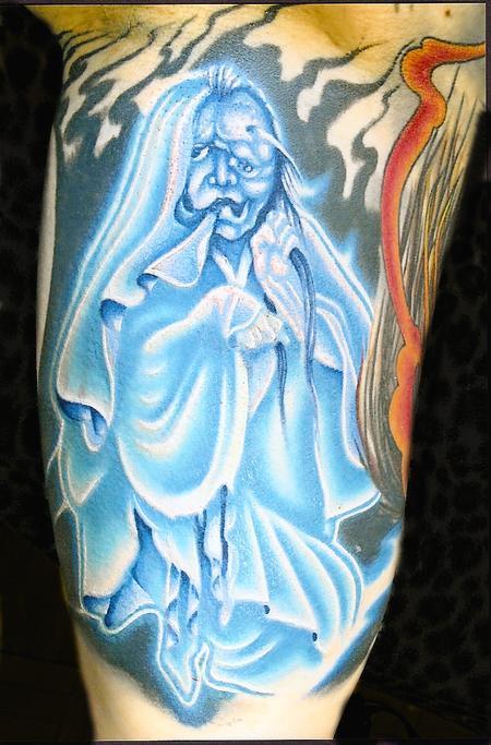 Ghostnicktrammel 1jpg Tattoocom