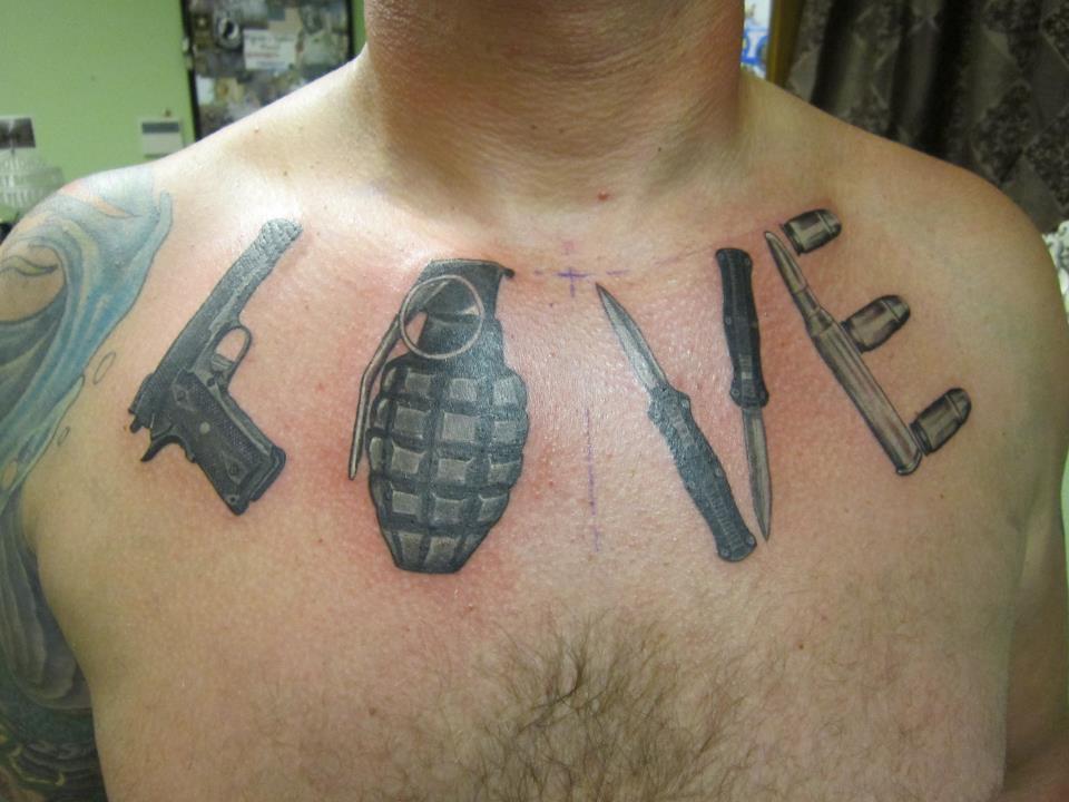 A Great War Tattoo Tattoocom
