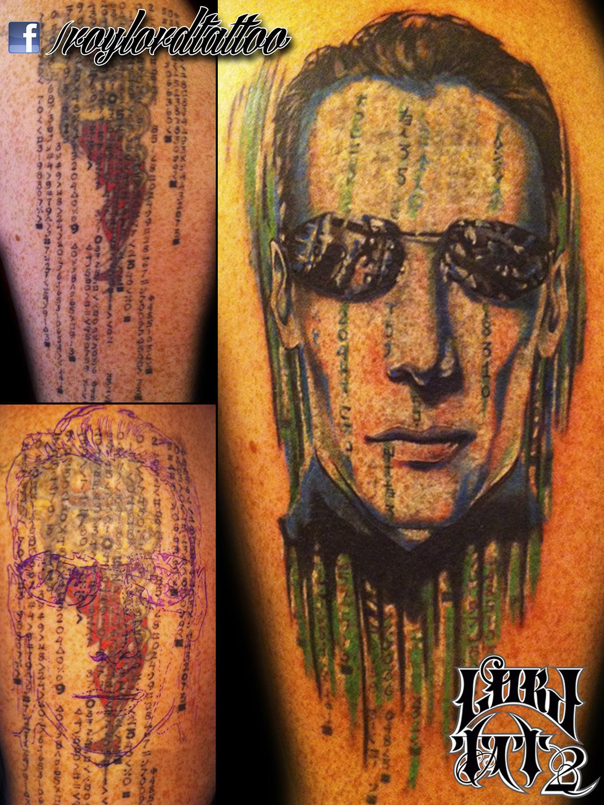 Matrix Cover Up Tattoocom