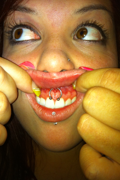 What Do You Think About This Piercing Tattoocom