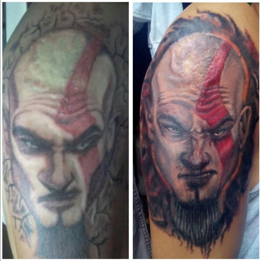 Hail Kratos Tattoo Com