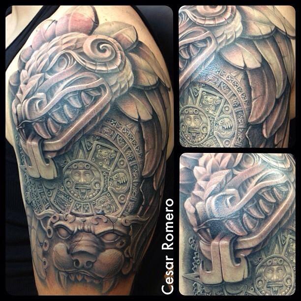 Quetzalcoatl Tattoocom
