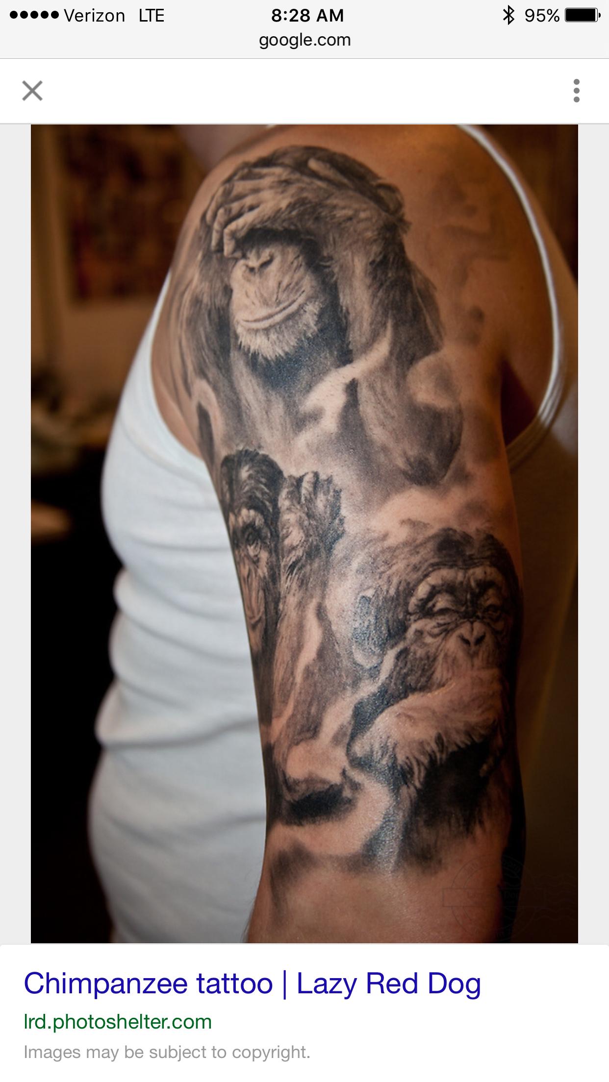 See No Evil Hear No Evil Speak No Evil Realism Money Tattoocom