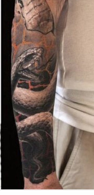 Full Arm Sleeve Tattoo Com