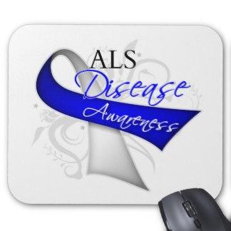 ALS awareness ribbon - Tattoo com