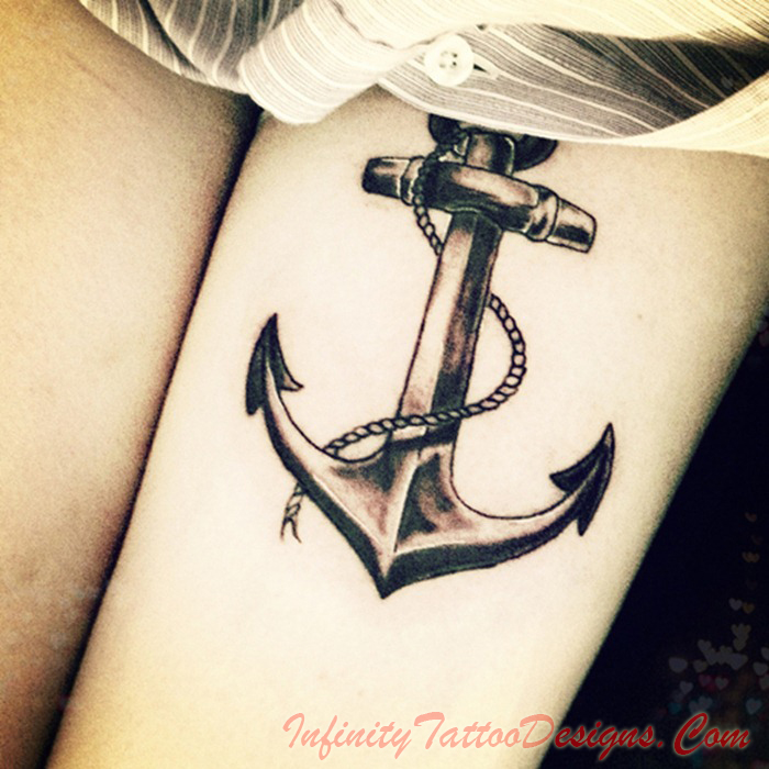 anchor - Tattoo.com