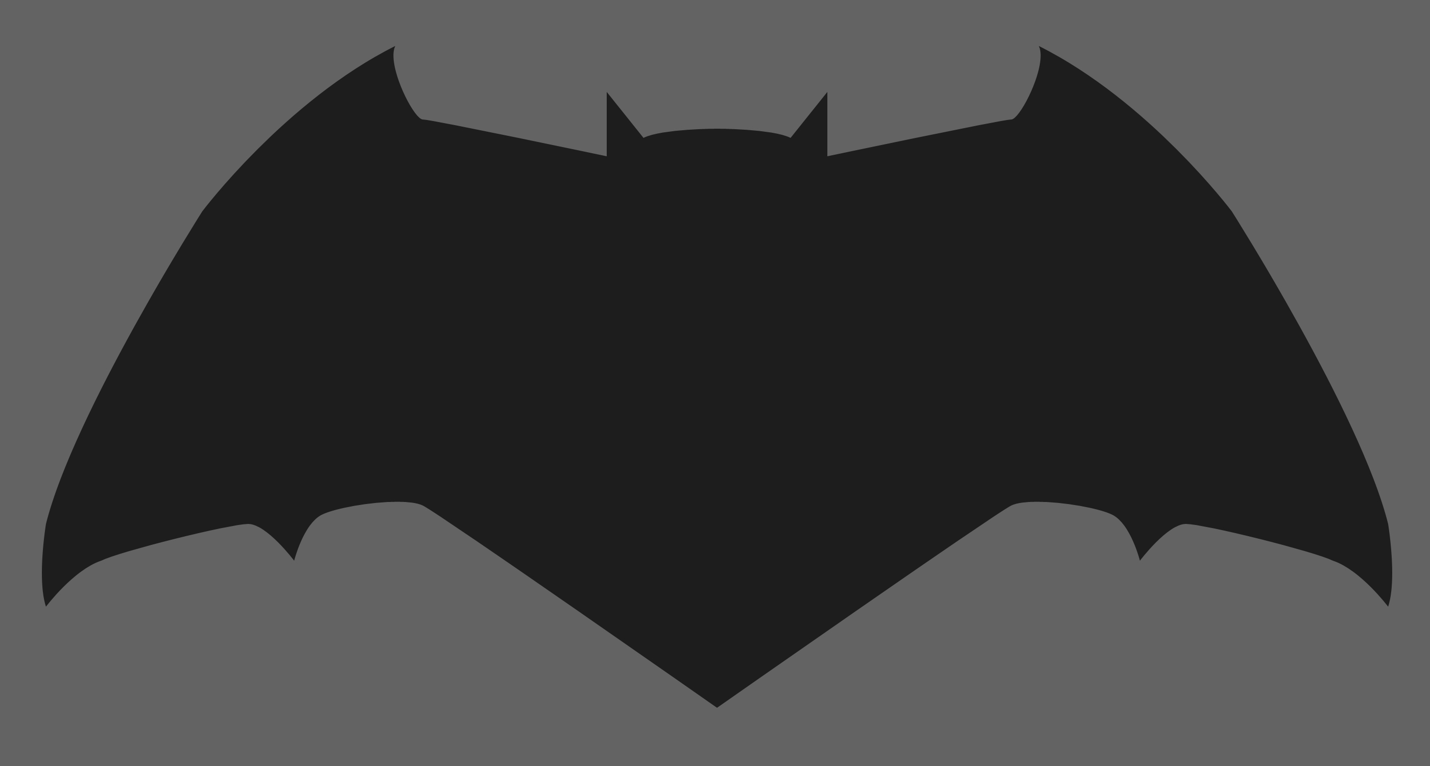 Black And Gray Hulk Batman Suit Spiderman Half Sleeve