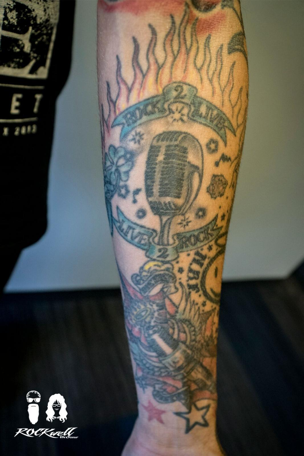 Arm Tattoos Medium Size - Best Tattoo Ideas