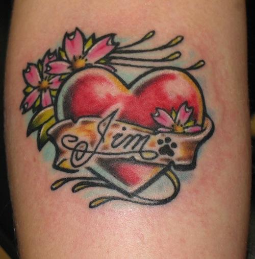 Black And Grey Angel Tattoo By Mirek Vel Stotker