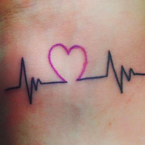 The Ohm Symbol Tattoo
